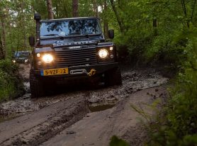 Land Rover Driving Experience